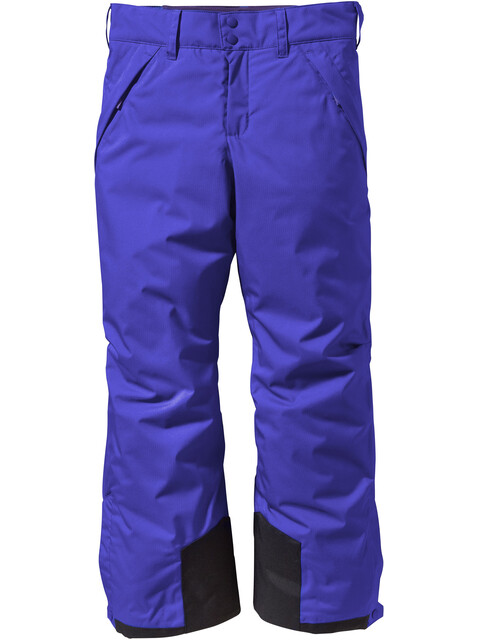 Patagonia Girls' Insulated Snowbelle Pants Cobalt Blue